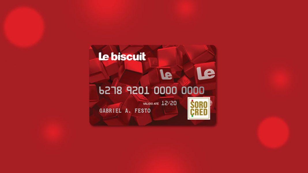 Como solicitar o cartão Le Biscuit