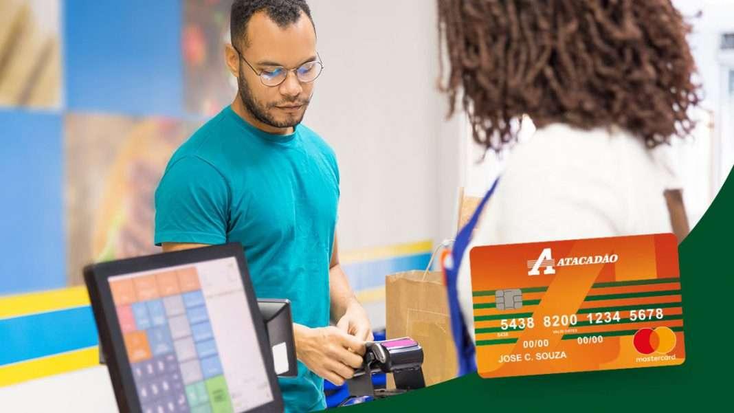 Como funciona o cartão de crédito do Atacadão